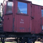 railroad car Narvik
