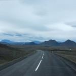 The desolate landscape from Seyðisfjörður to Myvatn.
