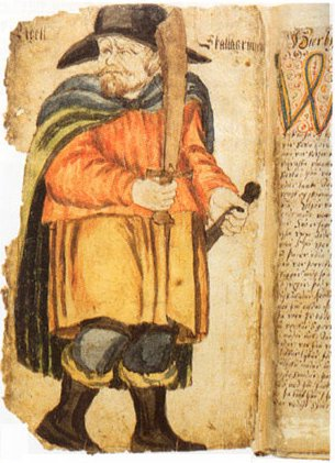 Egil Skallagrimsson, being his badass self. (Photo: wikimedia commons)